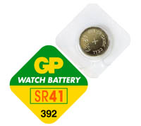 Batéria GP392 1,55V,