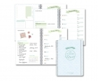 BURDE, LIFE PLANNER FITNESS 2021 A6