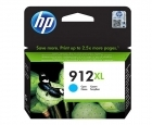 HP 912XL High Yield Cyan - 3YL81AE