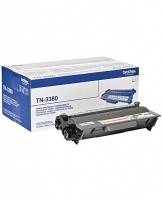 BROTHER TN-3380 / TN3380 musta