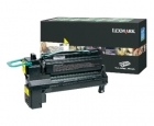 LEXMARK 24B6021 yellow toner