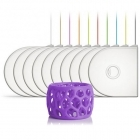 3D SYSTEMS CubePro Cartridge PLA Purple