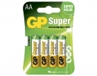 PARISTO GP SUPER 15A LR6/AA / 4KPL