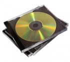 Fellowes CD/DVD jewelcase / 10