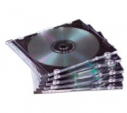 Fellowes CD/DVD thin jewelcase / 25