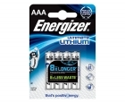PARISTO ENERGIZER ULTIMATE LITHIUM AAA  / 4 KPL