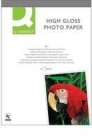 PHOTOPAPERI A4 HIGH GLOSSY 265G / 20