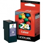 LEXMARK NRO 24  18C1524E  3-COLOR