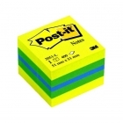 POST-IT 2051L MINIKUUTIO 51X51MM LEMON