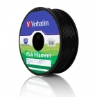 VERBATIM 3D 1 KG PLA 1,75 MM BLACK