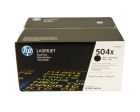 HP CE250XD - HP 2 x 504X black dualpack