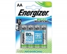 ENERGIZER ALKALINE ECO ADVANCED AA / 4 kpl