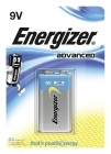 ENERGIZER ALKALINE ADVANCED 9V