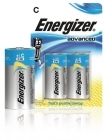 ENERGIZER ALKALINE ADVANCED C / 2 kpl