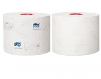 WC-paperi Mid-size Soft Tork 127530 T6 27 rullaa