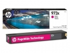 HP 973X high yield magenta - F6T82AE original PageWide cartridge