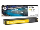 HP 973X high yield yellow - F6T83AE original PageWide cartridge