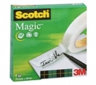 ASIAKIRJATEIPPI SCOTCH MAGIC 810 19MMX66M