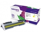 WECARE HP CE312A - HP 126A yellow