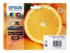 Epson 33XL  C13T33574011  Multipack  Black, Photo Black, Cyan, Magenta, Yellow XL