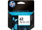 HP C2P06AE  No.62 Color