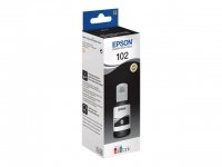 EPSON 102 EcoTank Black ink bottle pigmented (T102)