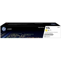 HP 117A - HP W2072A yellow