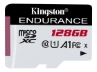 KINGSTON 128GB microSDXC Endurance 95R/45W C10 A1 UHS-I