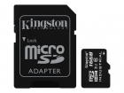 KINGSTON 16GB microSDHC UHS-I Class 10 Industrial Temp Card + SD Adapteri