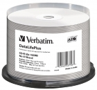 CD-R levy Verbatim 52X, DL + Wide Thermal Printable (50)