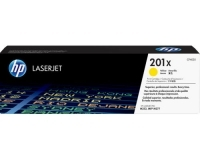 HP 201X - HP CF402X yellow  high capacity